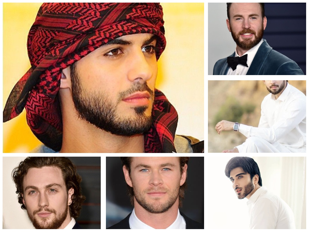 The Top 10 Most Handsome Men in The World 2020