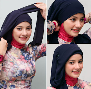 hijab simple untuk ke kantor