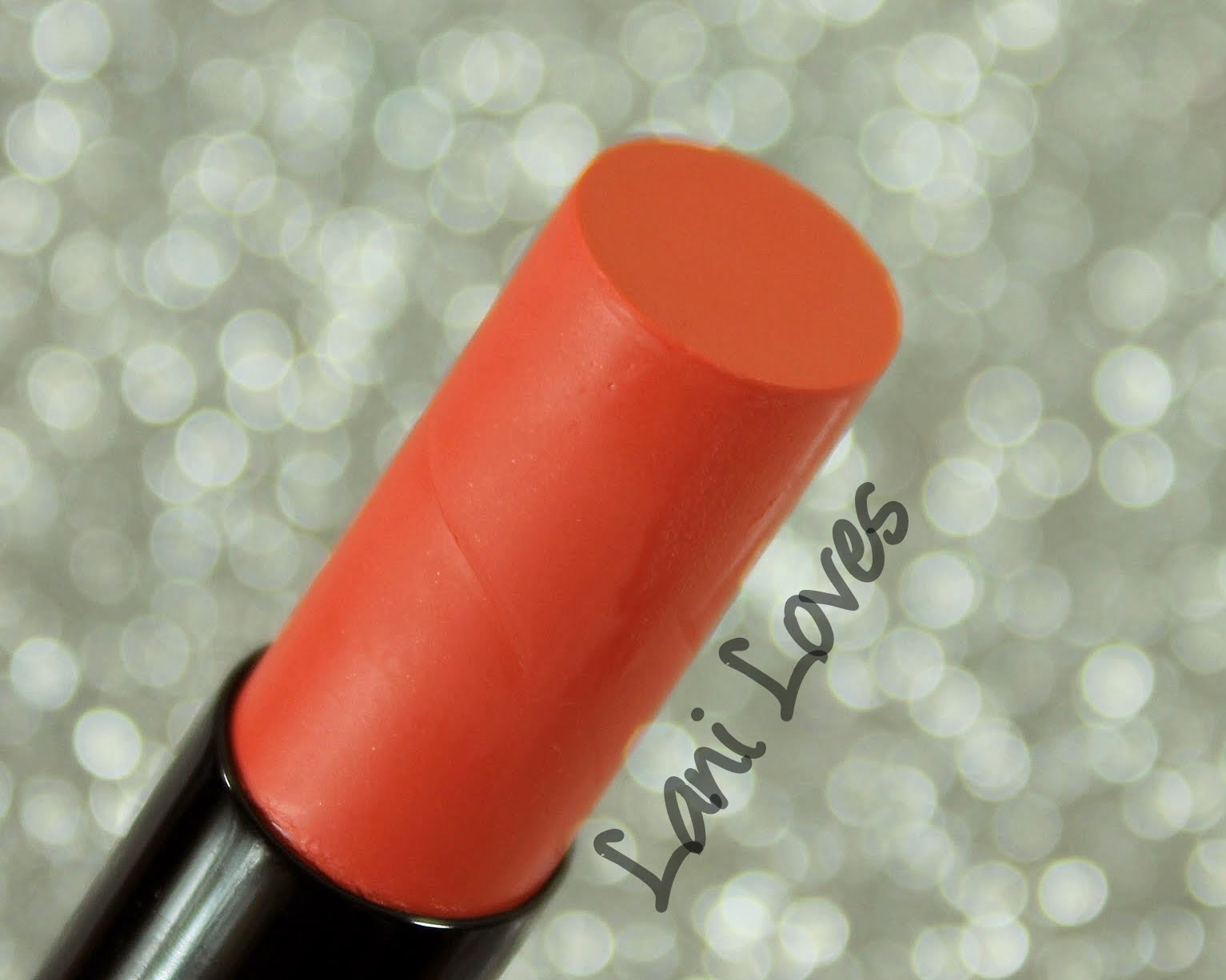 ZA Vibrant Moist Lipstick - OR222 swatches & review