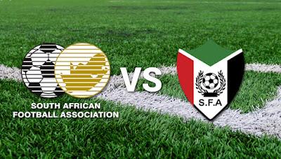 مشاهدة مباراة جنوب إفريقيا والسودان