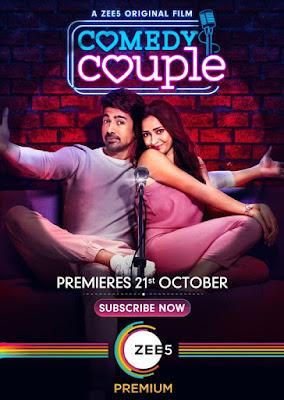 Comedy Couple 2020 Hindi 720p | 480p WEB HDRip ESub x264 850Mb |350Mb