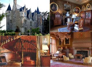chateau de montresor visite