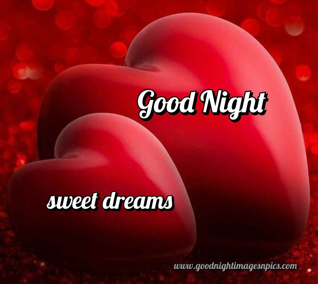 59 Beautiful Hd Good Night Heart Images Download For Love Pics Goodnightimagesnpics Com