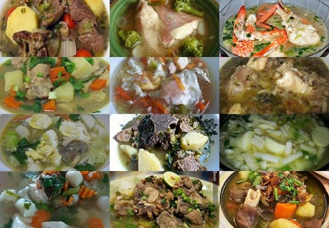 12 Resepi Sup Pelbagai Perisa Yang Sedap Membuka Selera
