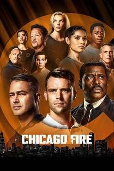 Chicago Fire 10ª Temporada Torrent - WEB-DL 720p/1080p Legendado
