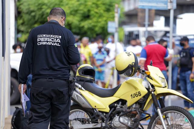 Assassinato de mototaxista foi premeditado, diz polícia