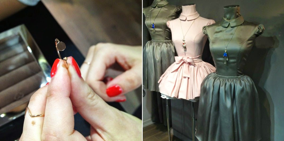 Anna schmuck wien online shop  Modeschmuck