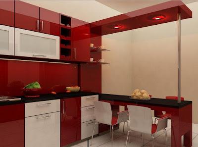 Ruang Dapur Sempit Ini Tips Menatanya