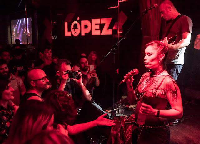 Cycle en la Sala Lopez Zaragoza 2018