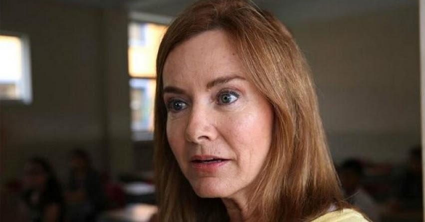 Qué grados tiene realmente la ministra de Educación, Marilú Martens - MINEDU [VIDEO]