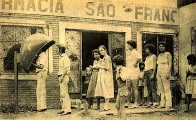 FILA EM ORELHÃO