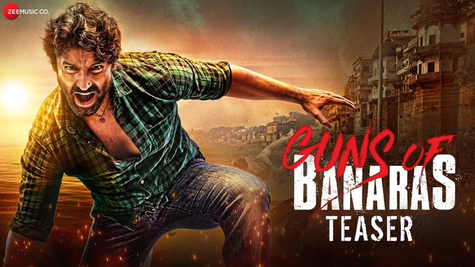 Guns of Banaras movie review and songs