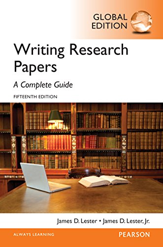 books writing college research papers