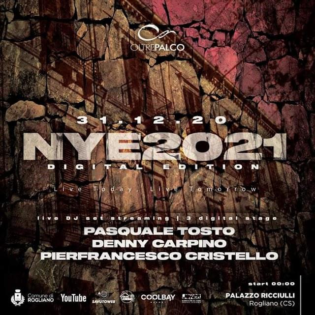 NYE2021 Digital Edition