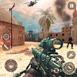 offline shooting game: free gun game Ver. 1.4.9 MOD APK | GOD MODE | ENEMY CANT ATTACK | NO ADS - Combat sniper shooter games: free shooting game Mod