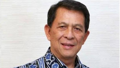Mantan Walikota Bitung Dr Sinyo Harry Sarundajang Tutup Usia