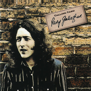 Rory Gallagher- Calling Card