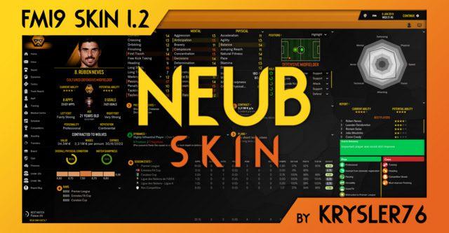 FM19 Neub Skin