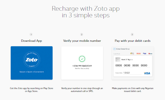 How To Get Free N500 Recharge Cashback On Zoto App By Registering On