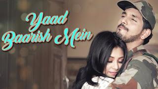 Yaad Barish Mein