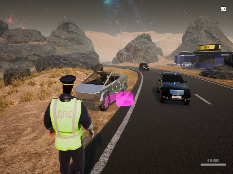 GAI Stops Auto Right Version Simulator Highly Compressed Free Download