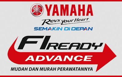 service resmi motor Yamaha kota dan kabupaen Bekasi