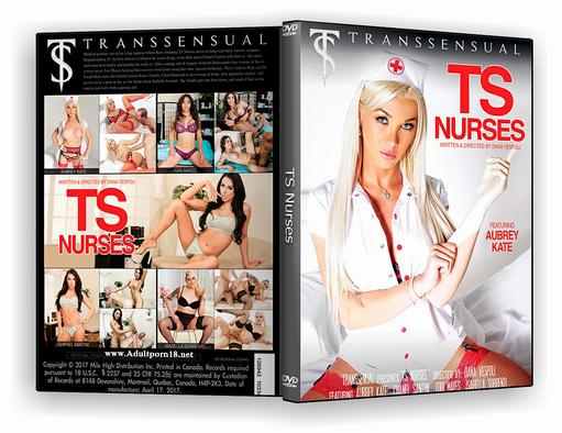 DVD – TS Nurses xxx – ISO