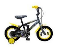 Sepeda Anak Wim Cycle BMX Batman