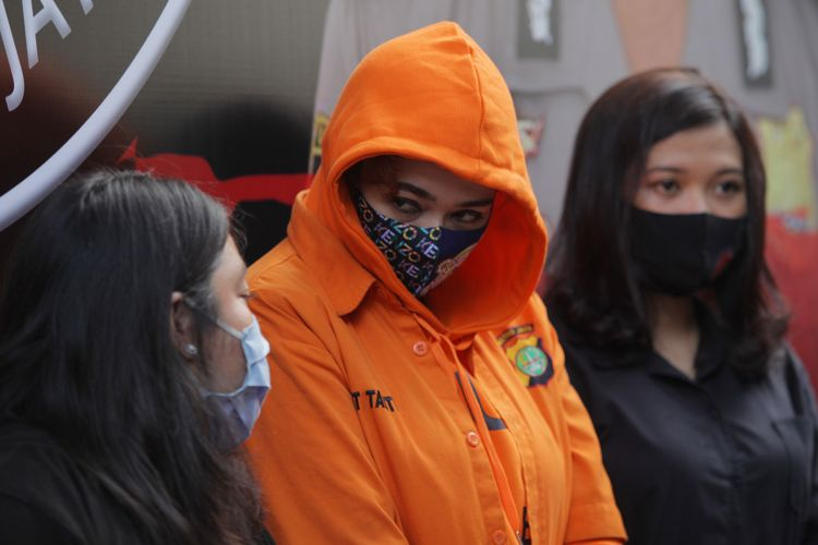 Ajukan Rehab Kasus Narkoba, Catherine Wilson Jalani Asesmen