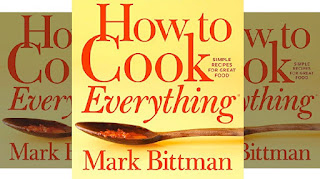 Book: Mark Bittman's Kitchen Guide Cookbook - How to Cook Everything