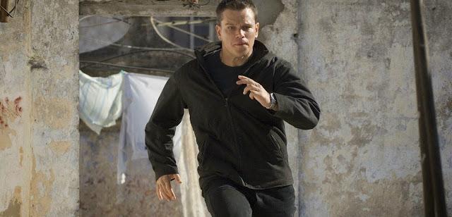 Matt Damon confirma seu retorno na franquia Bourne em 2016