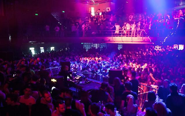Club Blend, Atenas