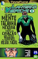 Os Novos 52! Lanterna Verde #35