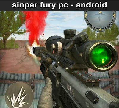 تحميل لعبة Sniper Fury قناص الغضب | العاب حرب مجانية للكمبيوتر والاندرويد