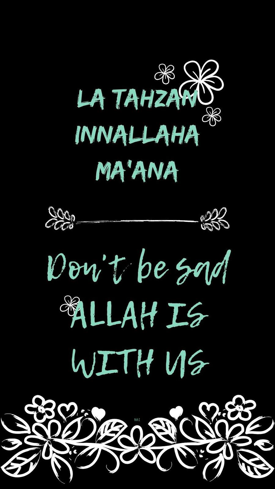 Wallpaper Ramadhan Keren Untuk HP Ukuran HD Jangan sedih dan