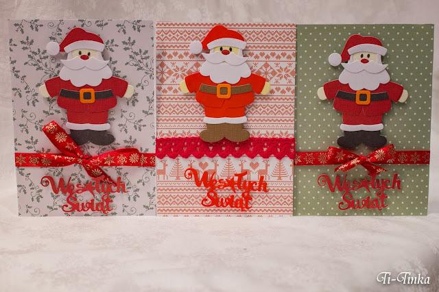 Kartki z Mikołajem