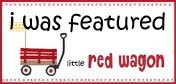 FEATURED CARD OVER AT LITTLE RED WAGON