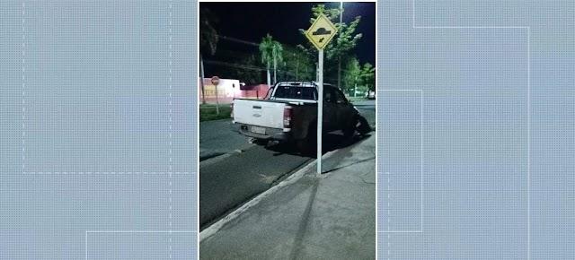 Motorista mata mulher atropelada em MS ao sair de sítio onde tinha bebido para buscar celular na cidade