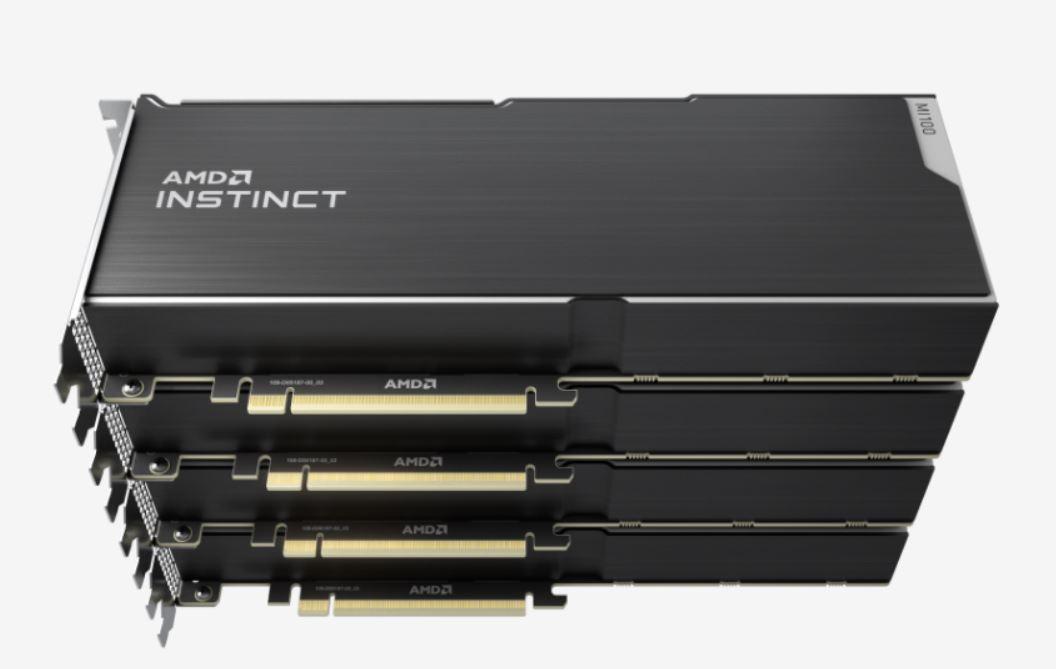 Duet Prosesor AMD EPYC dan Akselerator AMD Instinct MI100 Hadirkan Performa Tinggi untuk Riset Ilmiah