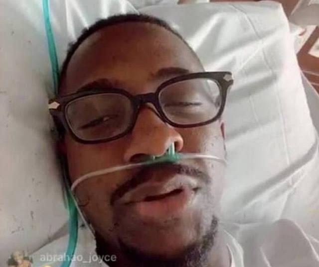 Com coronavírus, Mumuzinho respira com ajuda de aparelhos