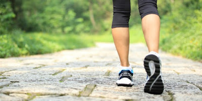 Quite a 20-minute daily Walk Can ward off Cancer
