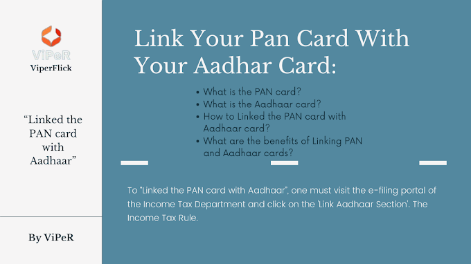 Link Your Pan Card With Your Aadhar Card: The New Income Tax Rule You Need To Know