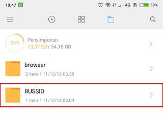 Cara Menginstall Mod Permaianan BUSSID Terbaru di Android