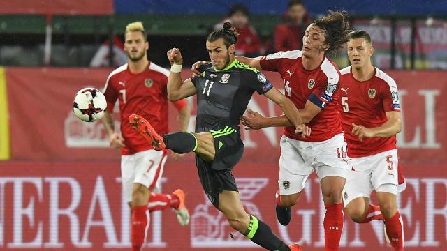[Video] Cuplikan Gol Austria 2-2 Wales (Kualifikasi Piala Dunia 2018)