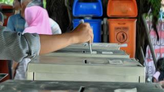 UU Nomor 7 Tahun 2017 tentang Pemilu