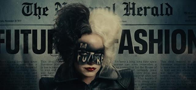 Cruella - The Future - Emma Stone