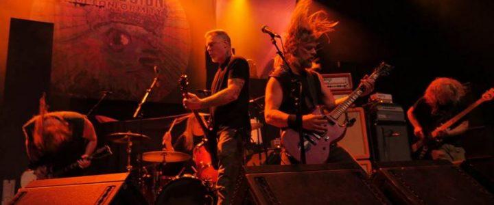 Por primera vez Metallica tocó 'Hardwired' en vivo y sonó fenomenal