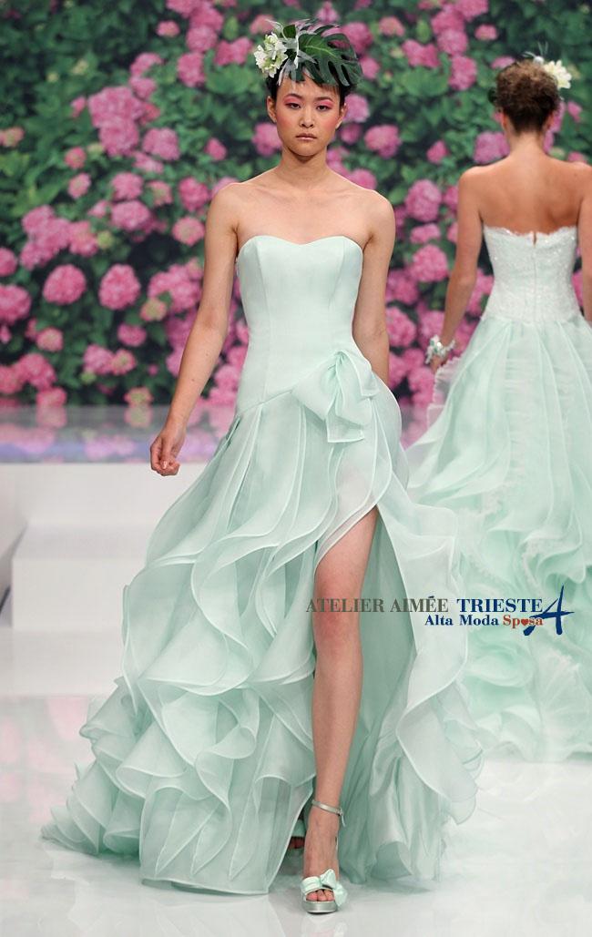 Atelier Aimée Trieste - Abiti da sposa Trieste  Preview Spring Summer  Collection 2013 89f2294c74d