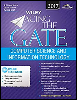 Wiley Acing the GATE Computer Science and Information