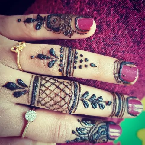 simple-and-cute-finger-henna-designs